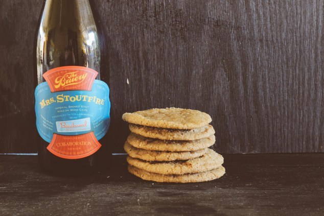 beer brown sugar cookies-3