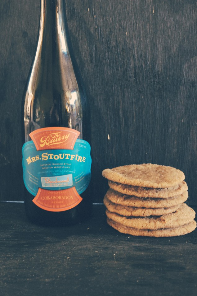 beer brown sugar cookies-4