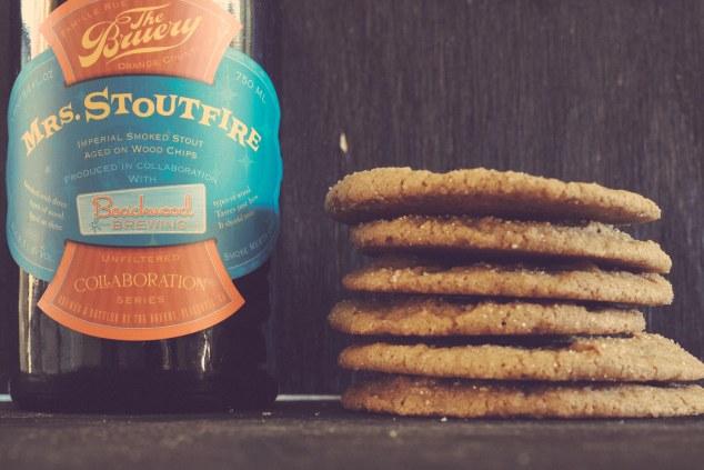 beer brown sugar cookies-5