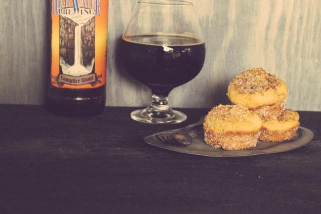 Pumpkin Doughnut Muffins-3