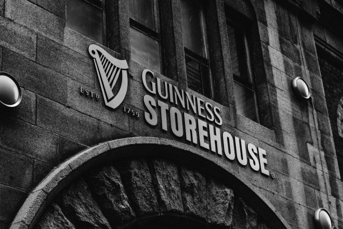Guinness Factory In Dublin Ireland 171 Beer And Baking