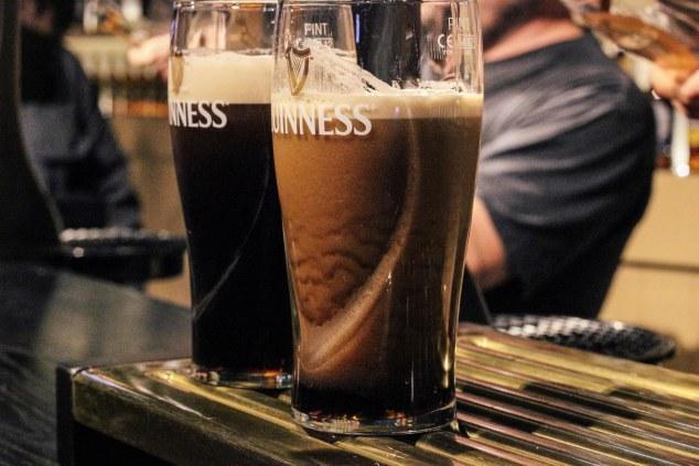 Guinness Factory and Dublin - Ireland-29