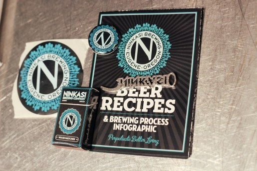 Ninkasi Beer Dinner At Library Ale House-16
