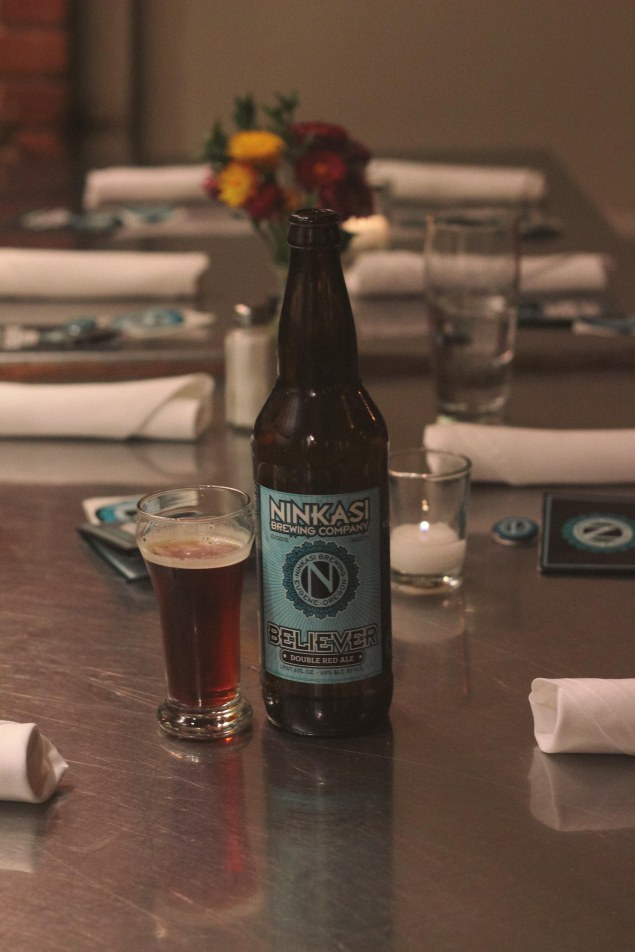 Ninkasi Beer Dinner At Library Ale House-25