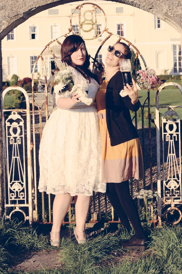 Wedding Photos - Bert House - Ireland-113