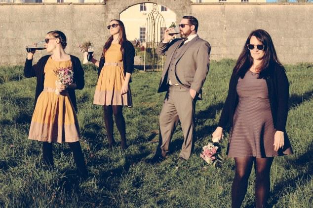 Wedding Photos - Bert House - Ireland-136