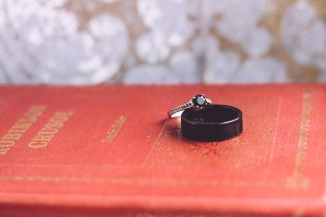 Wedding Photos - Bert House - Ireland - Ring