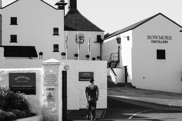 Distillery Tour in Islay-16