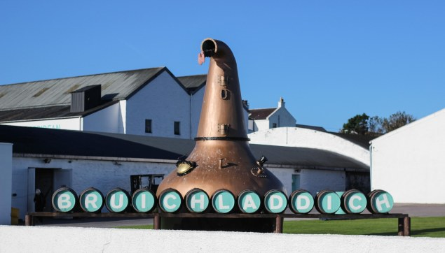 Distillery Tour in Islay-5