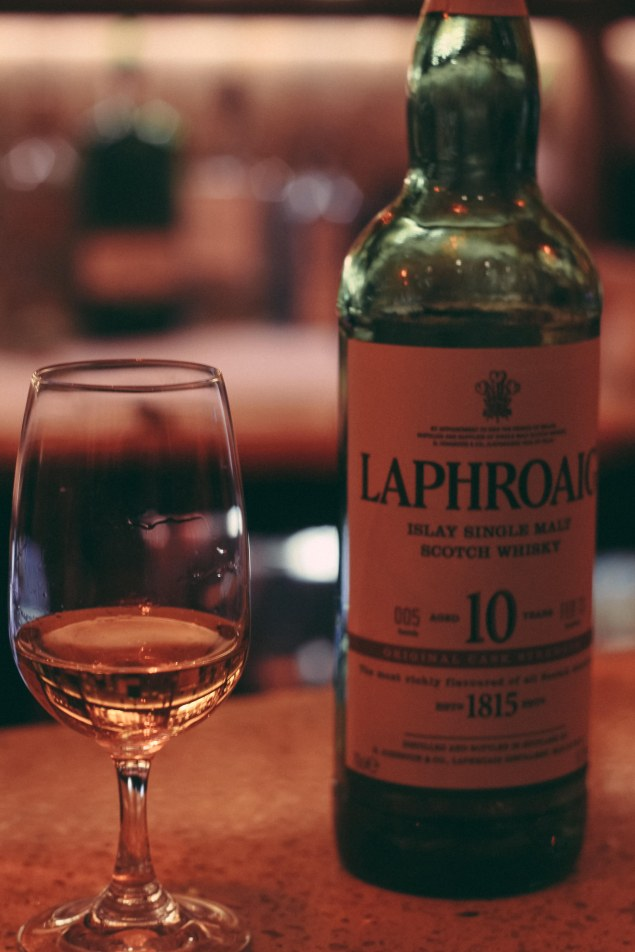 Finally-some whisky in Islay!