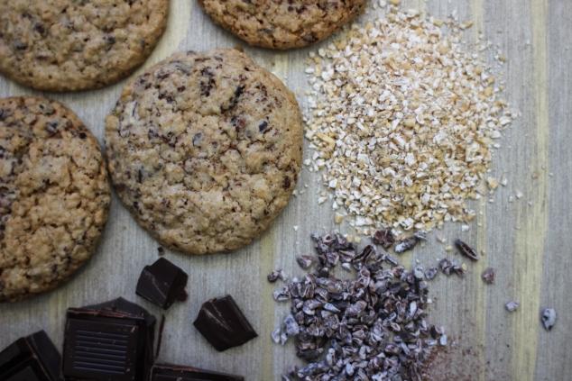Oatmeal Beer Cookies-3
