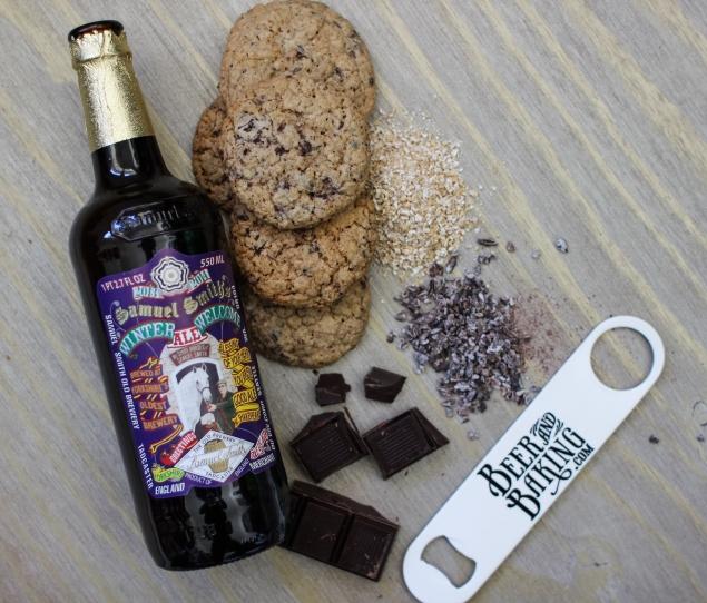 Oatmeal Beer Cookies-5