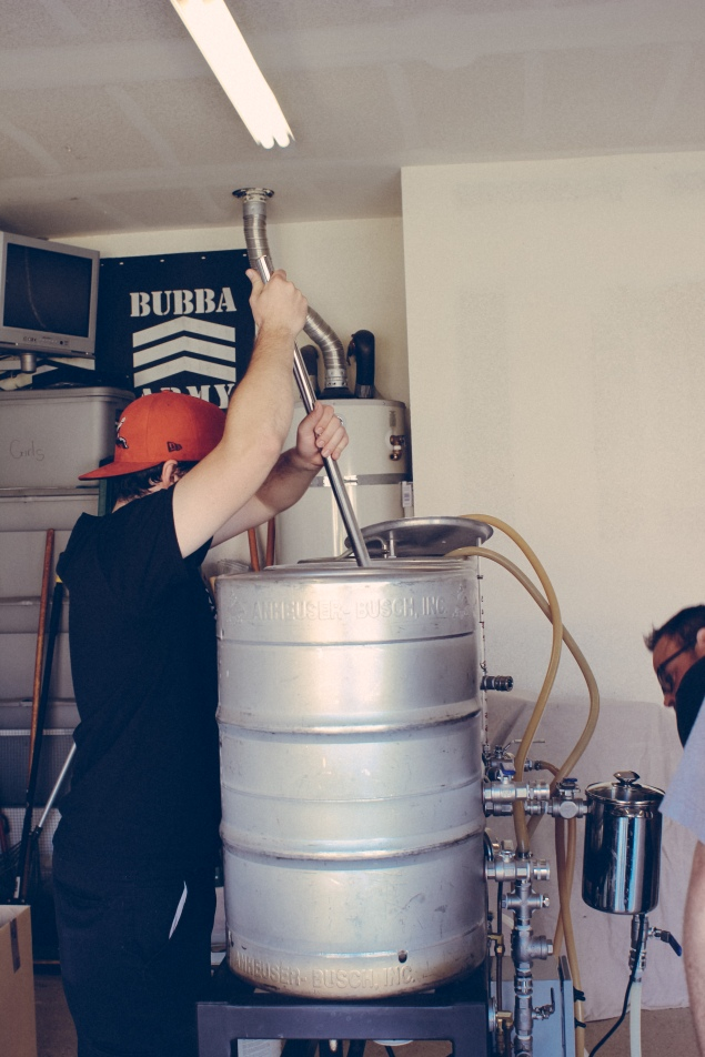 Homebrewing with John Holzer-20
