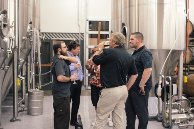 Bottle Logic Brewery Soft Opening-17