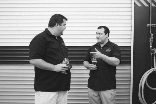 Bottle Logic Brewery Soft Opening-18
