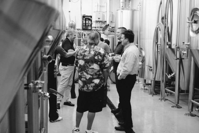 Bottle Logic Brewery Soft Opening-26
