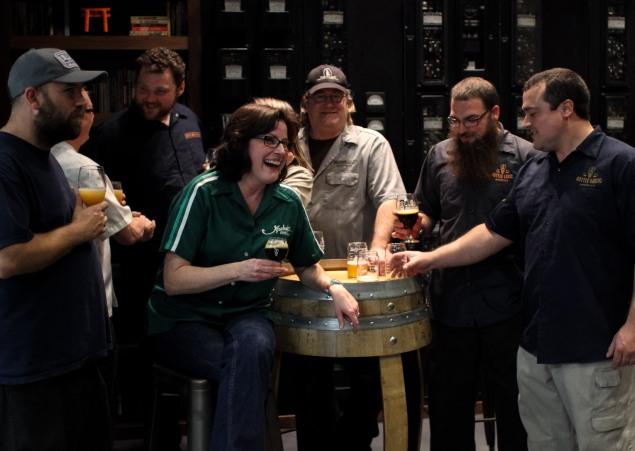 Bottle Logic Brewery Soft Opening-57