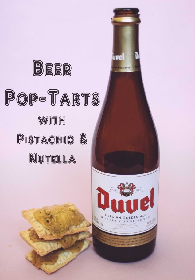 Beer Poptarts Title