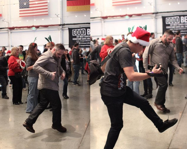 Brew Ho Ho 2014 Edited Dancing