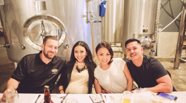 Bootleggers Beer Dinner with Andrea_-31