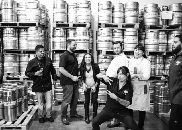 Bootleggers Beer Dinner with Andrea_-41