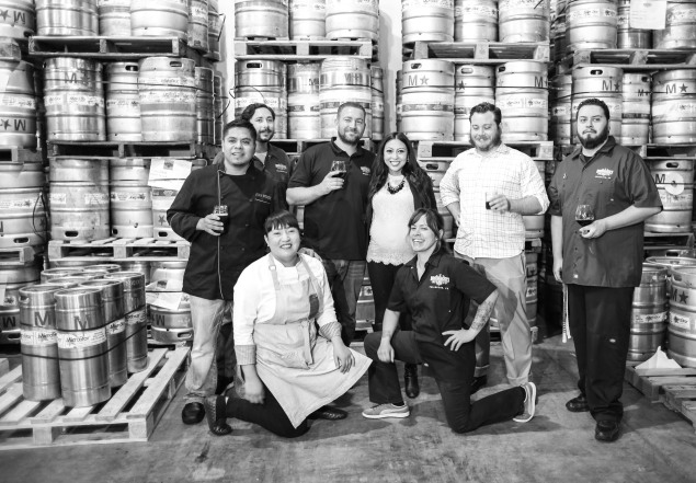 Bootleggers Beer Dinner with Andrea_-44