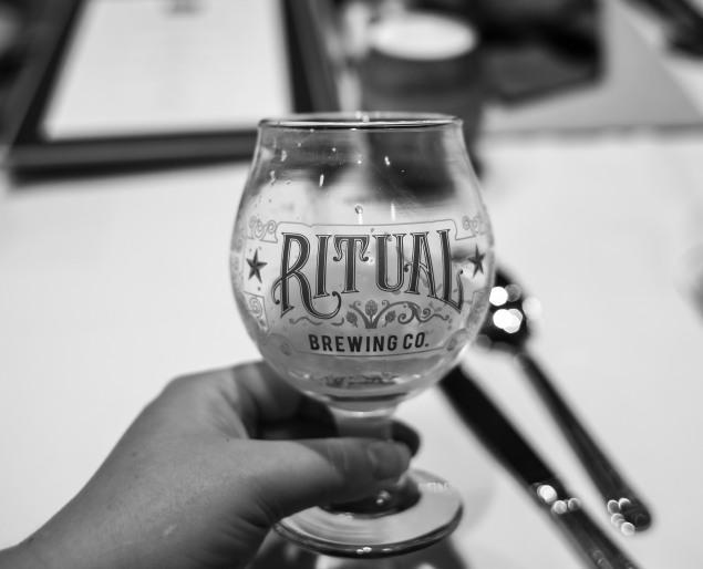 Ritual Beer Dinner at Roy's_-3