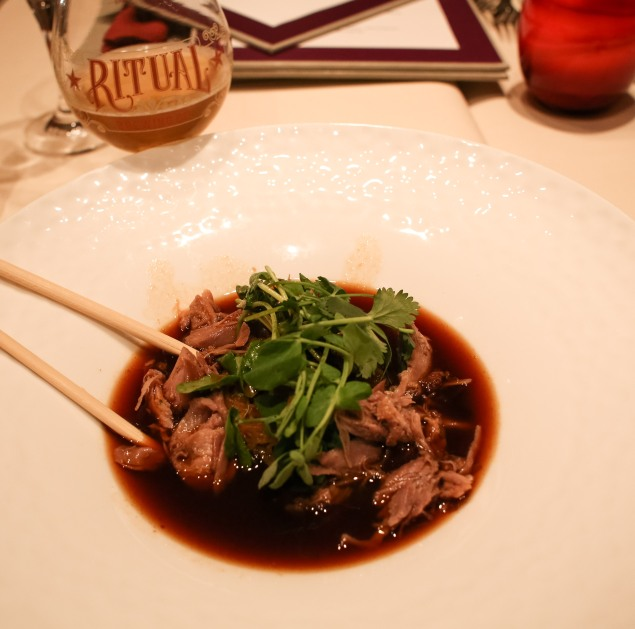 Ritual Beer Dinner at Roy's_-4