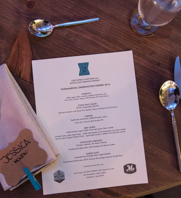 FO Dinner 2016